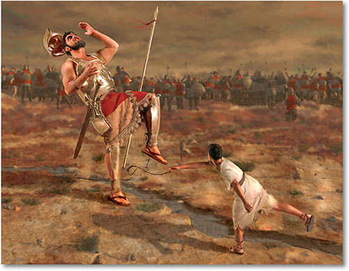 There is No Such Thing as David vs. Goliath - Everyday Resilience for Everyday Heroes by Rob Clark