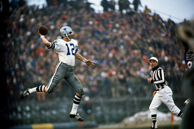 a563e32a0dc In July of 1969, Staubach resigned his naval commission and officially  joined the Cowboys in training camp as a 27 year-old rookie. One chapter  had closed.