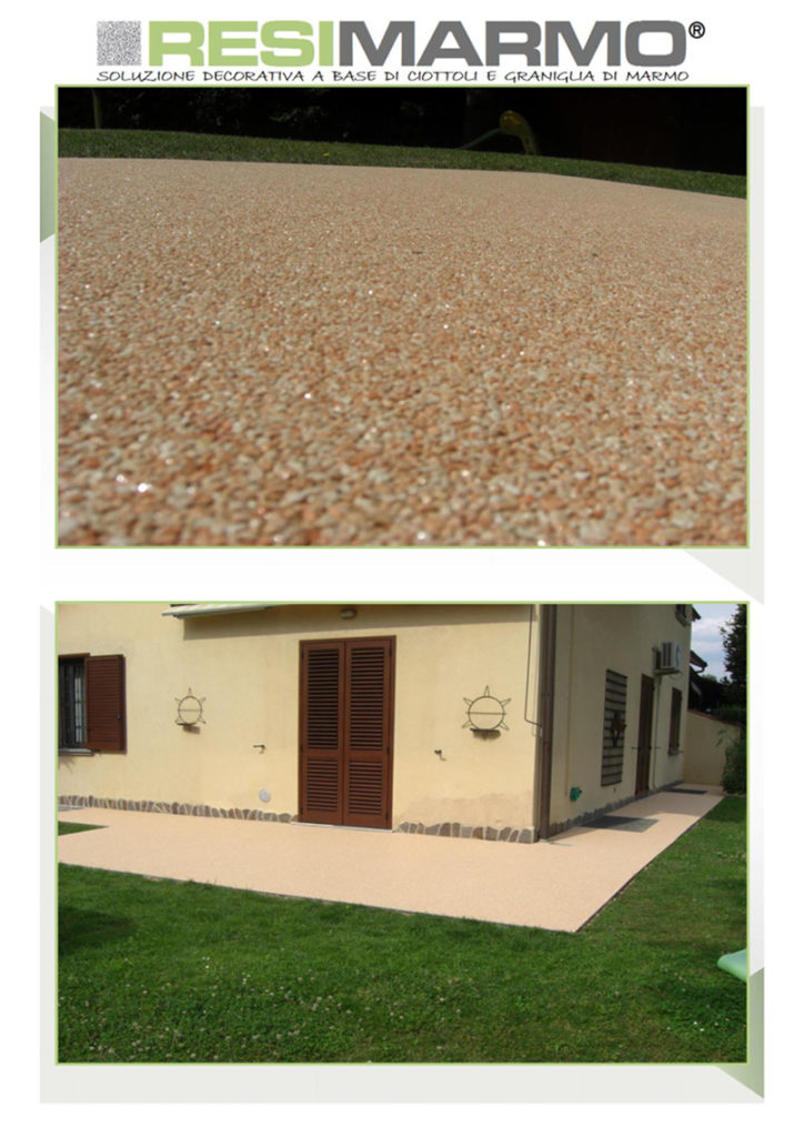 Phases de travail - Grande surface trottoirs