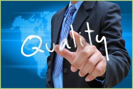 Le bouton de la qualité des produits RESIMARMO