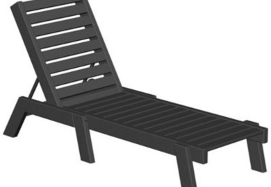 Plastic Outdoor Chaise Lounge Chairs