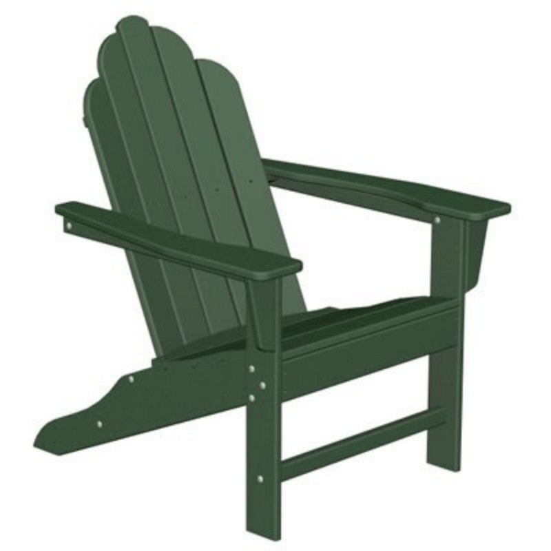 Plastic Long Island Adirondack Chair Classic PWECA15