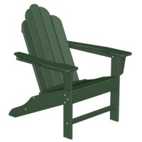 Plastic Long Island Adirondack Chair Classic PWECA15 ...