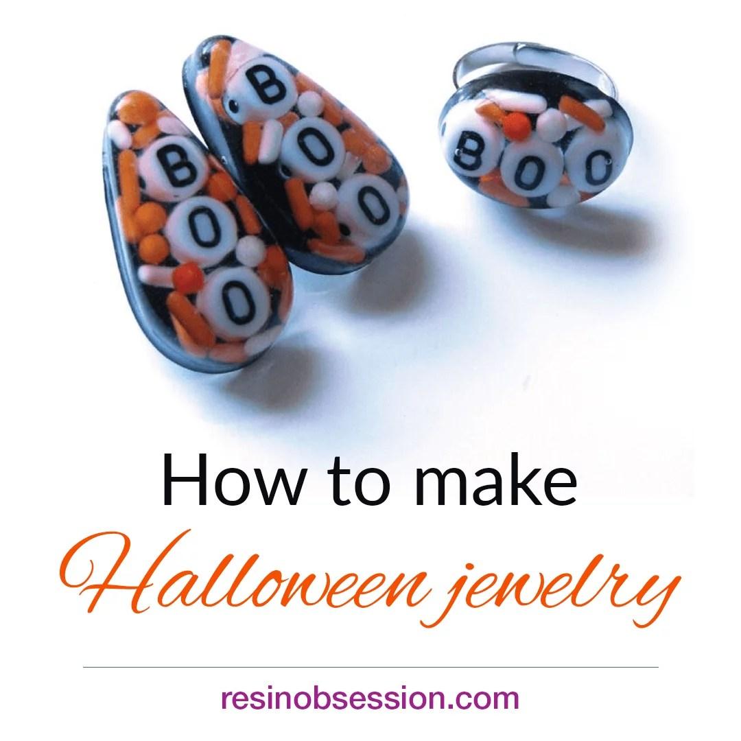 Halloween jewelry ideas