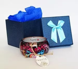 resin jewelry gift box