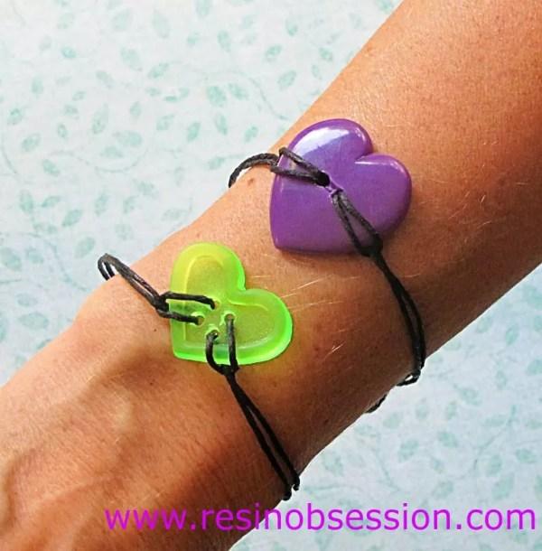 button bracelet DIY