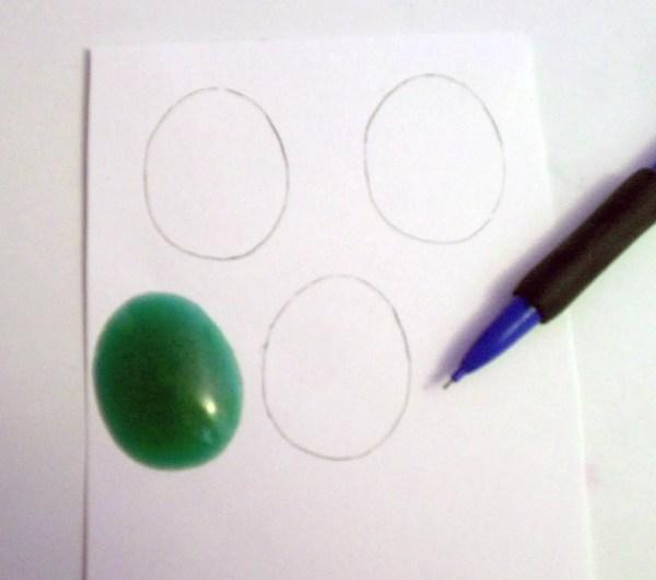trace shape