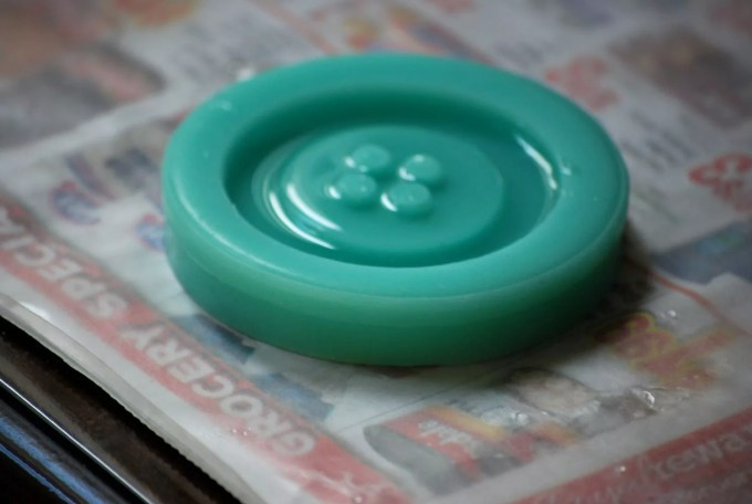 large button mold