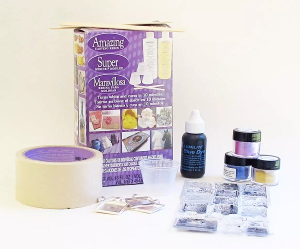 resin crafting supplies
