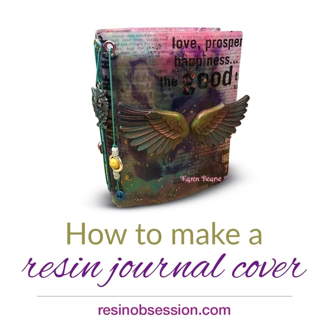 journal covers DIY