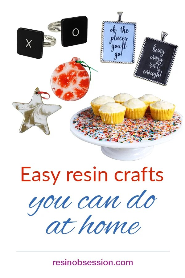 easy resin crafts