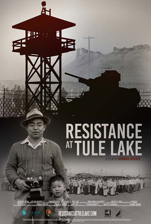 Resistance at Tule Lake poster