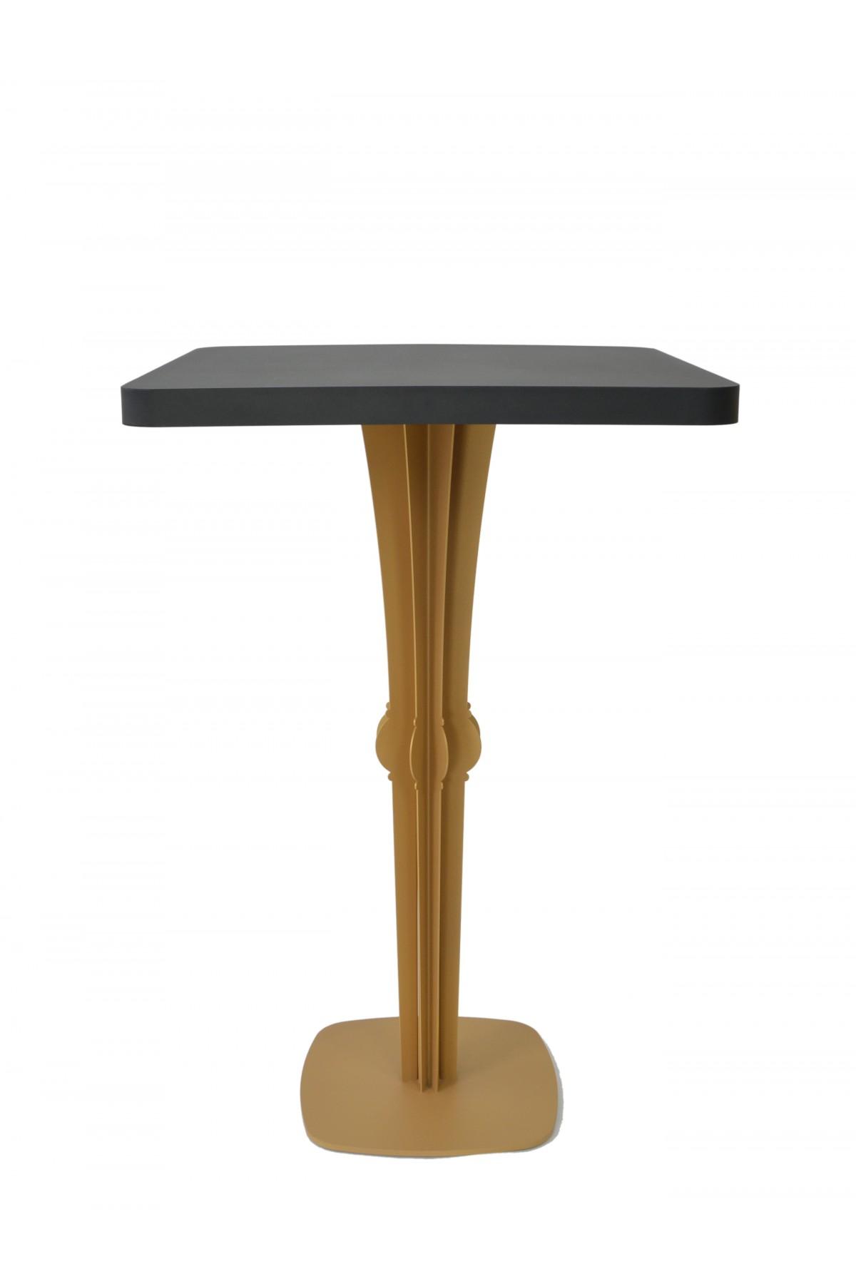mange debout table de bar en metal design table de cocktail