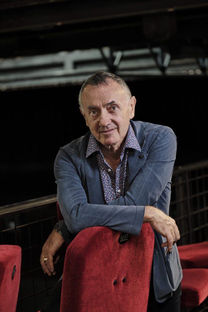 Didier Deschamps, dix ans pour la danse à Chaillot