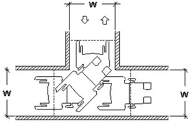 Wheeled Mobility space requirements and maneuvering: An