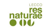 Res naturae Lecco logo