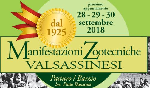 Manifestazioni zootecniche valsassinesi a Pasturo (LC)