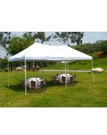 Tents, Tables, Chairs