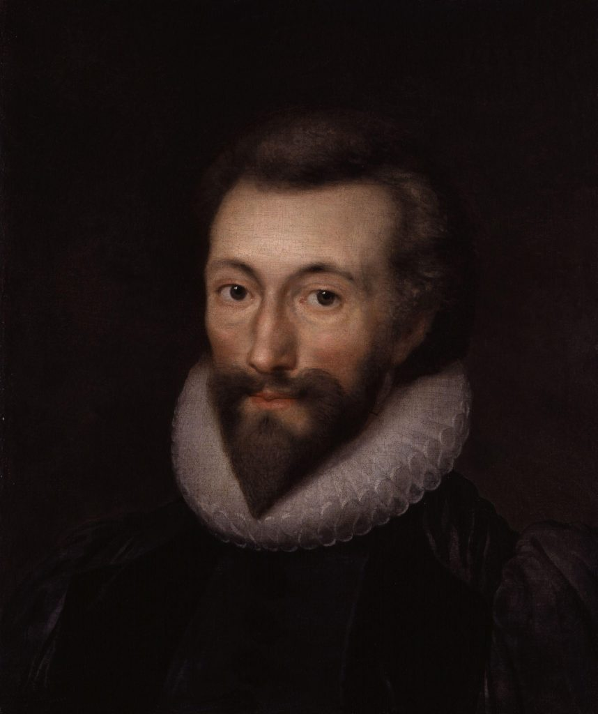 John Donne, John Florio's friend