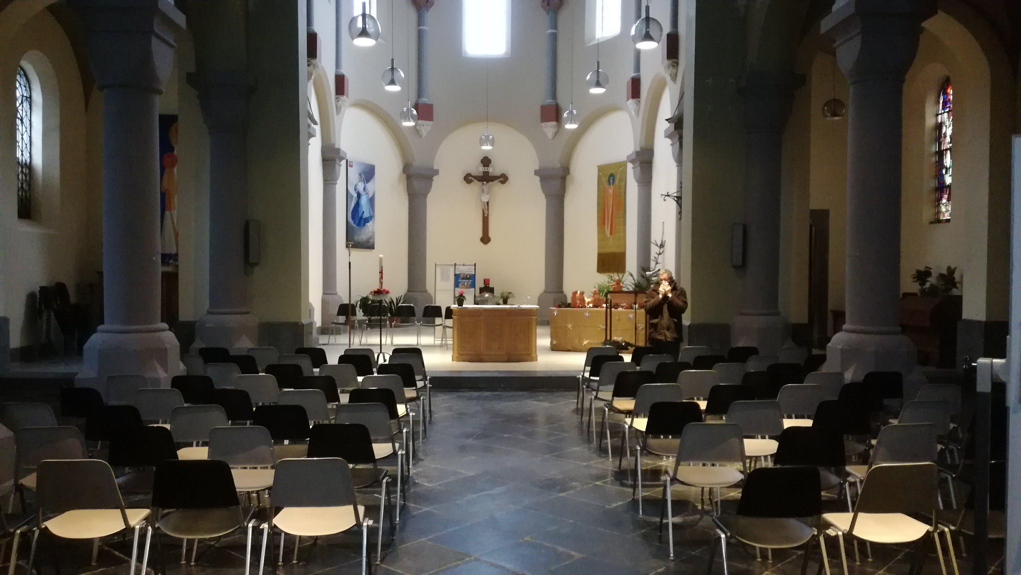20 décembre 2017 – Etude de l'amélioration du confort acoustique de l'église de Somme-Leuze