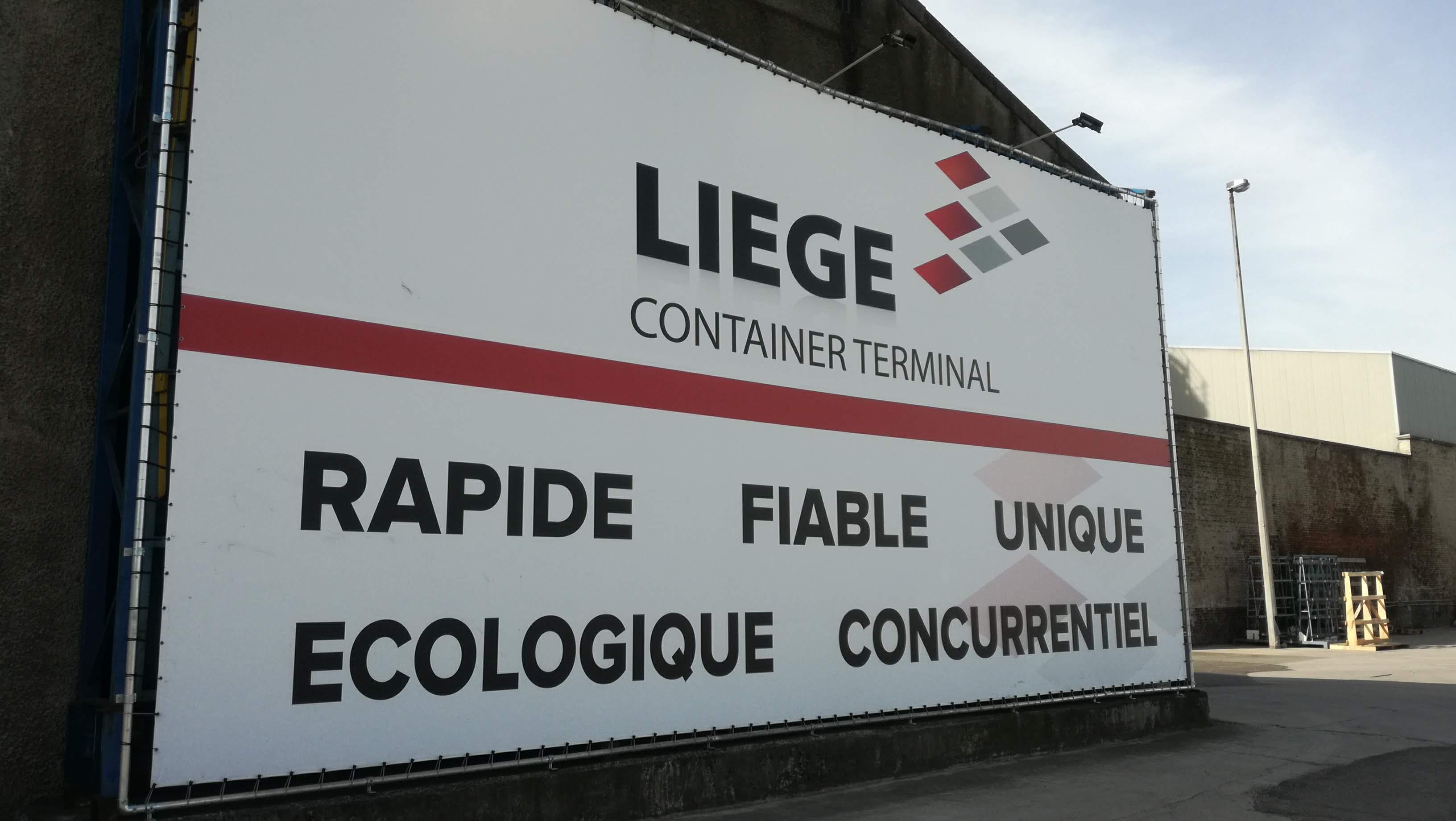 29 juin 2018 – Liège Container Terminal – Etude d'incidence sur l'environnement et plan d'assainissement acoustique