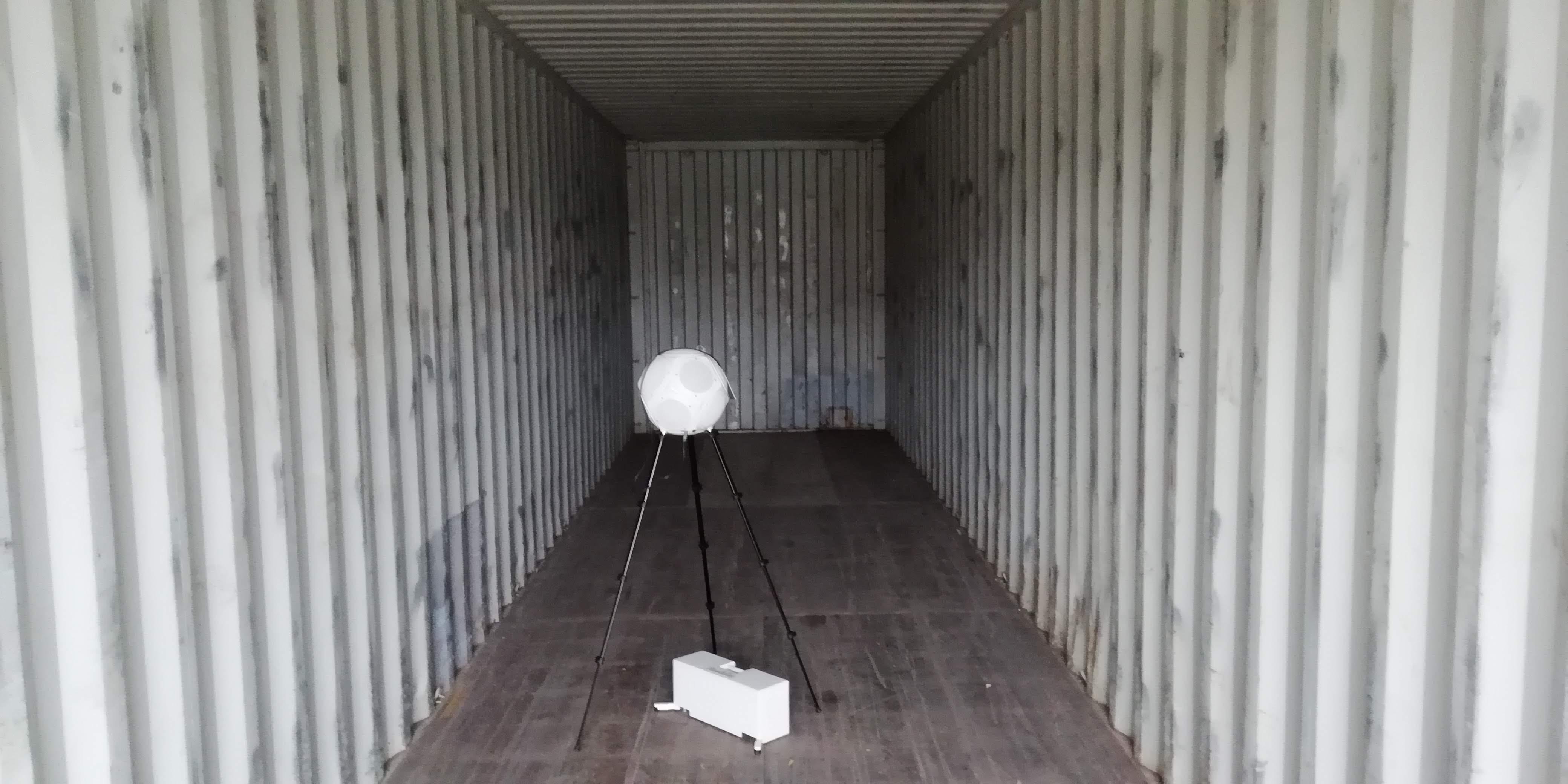 5 décembre 2018 – Maison-container – Acoustique d'un projet immobilier expérimental