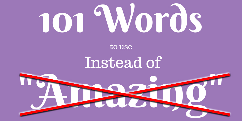 101 words to use