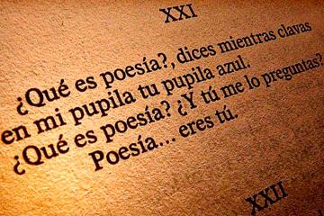 Poesia eres tu
