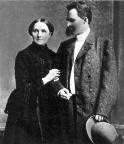 Hermanos nietzsche medium - El incesto de Nietzsche