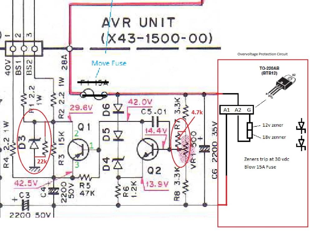 medium resolution of alternator avr schematic diagram wiring diagram list alternator avr schematic diagram wiring diagrams long alternator avr