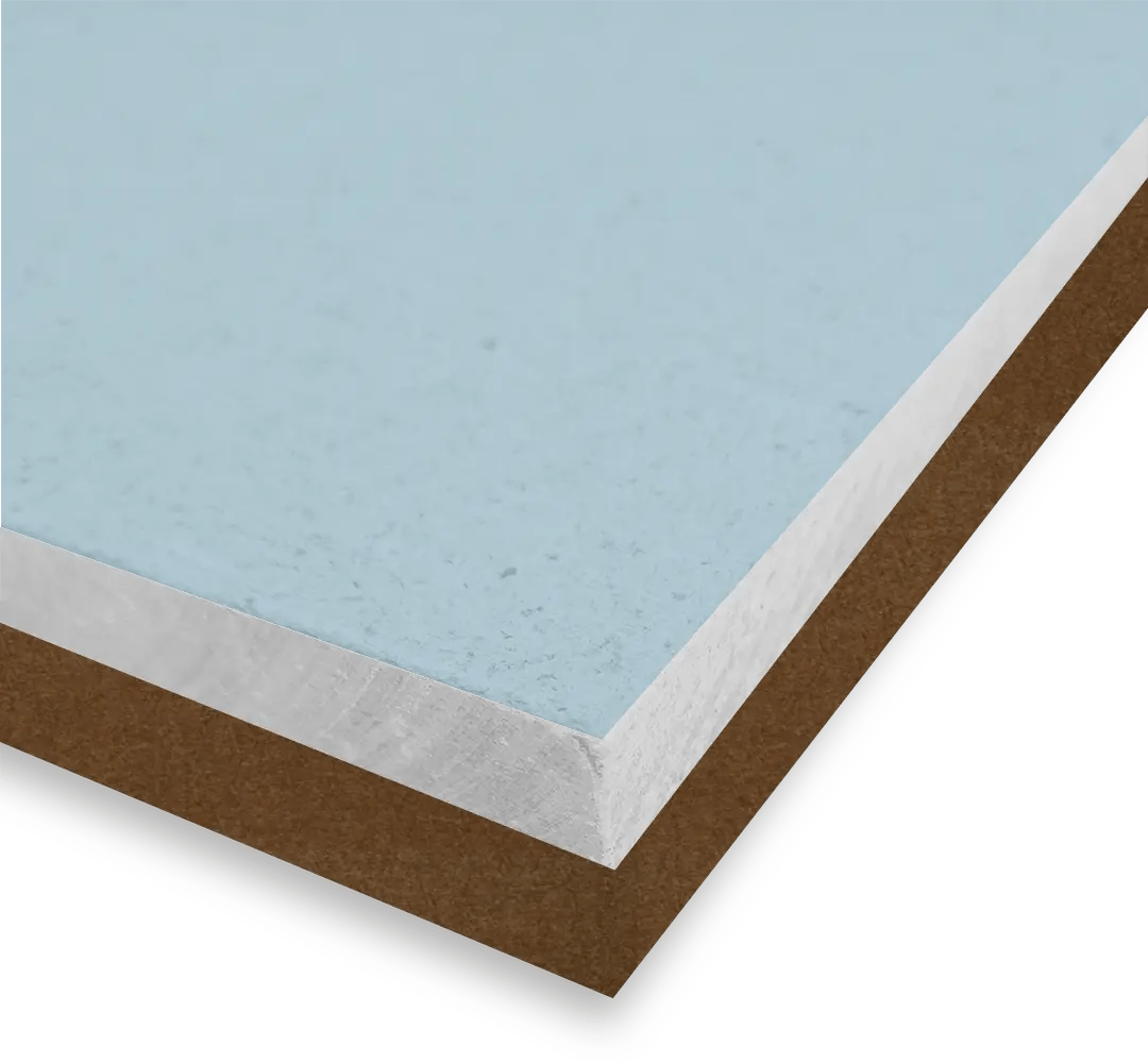 ResoWall acoustic wall lining board