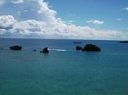 リゾネックス名護 青い海・空とかめ島②
