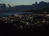 名護城公園からの夜景⑤