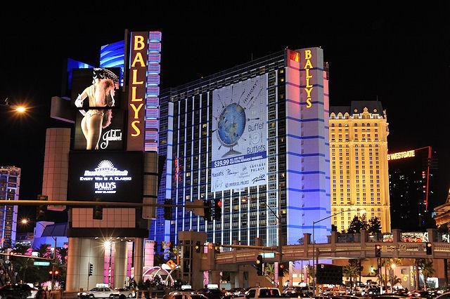 Ballys Vegas  ResortFeescom