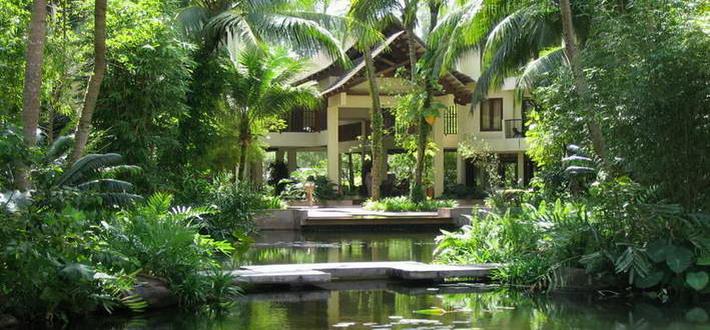 Resort Landscape Design Custom Pool Designs