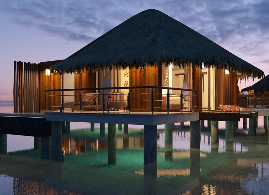 Mexicos First Overwater Bungalows Coming to Riviera Maya