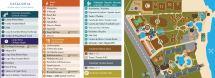 Resort Map Catalonia Riviera Maya And Yucatan