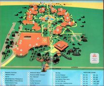 Resort Map Roc Arenas Doradas Varadero Cuba