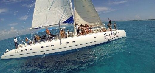 Cancun Catamaran Tour