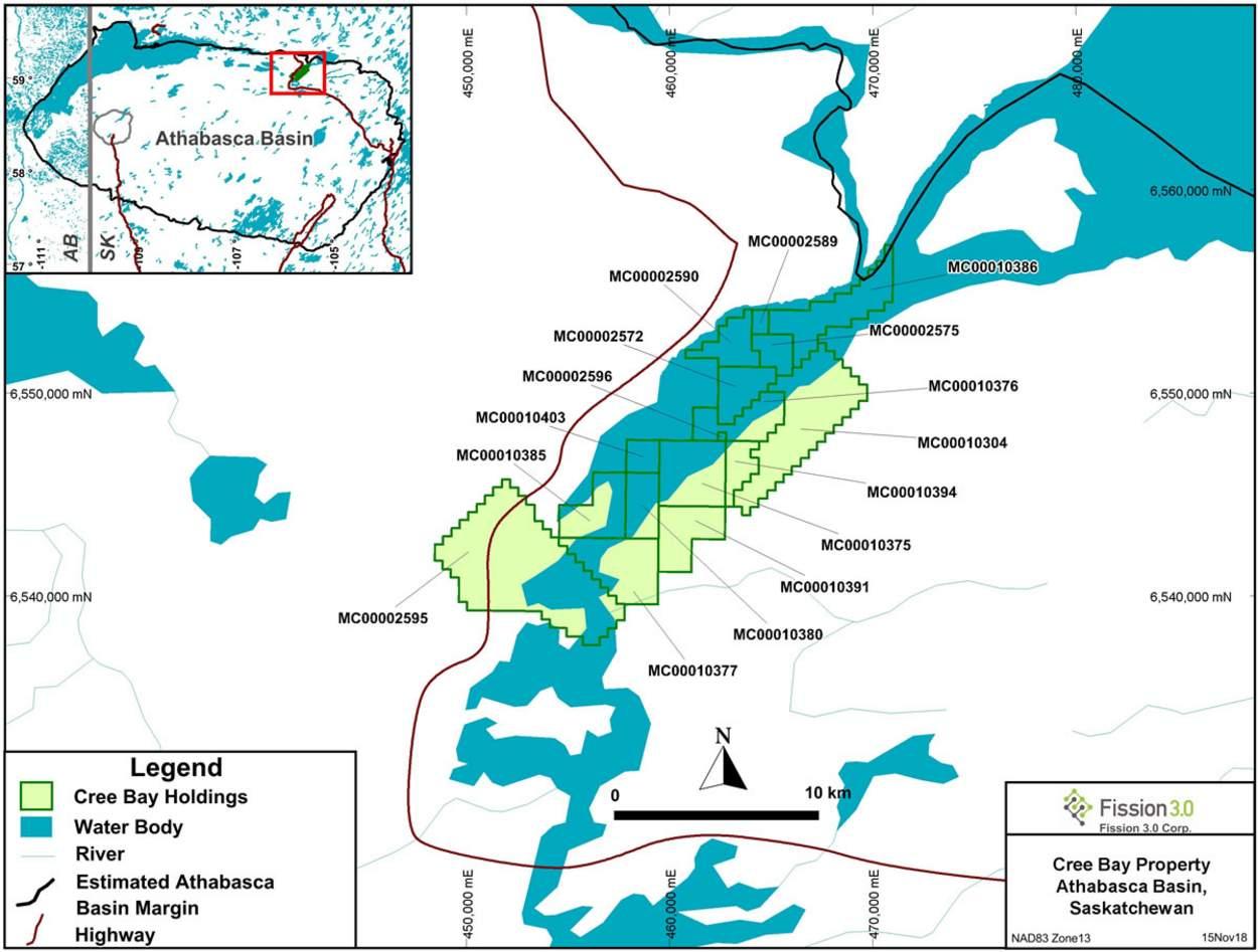 SRC News: Fission 3.0 trifft Verwitterungen und Falten auf Cree ...