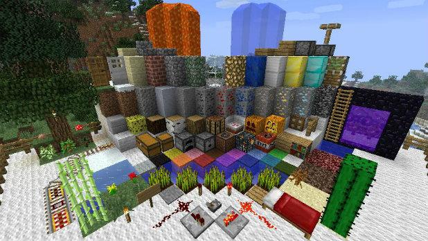 BlockSmith-Hybrid-Resource-Pack
