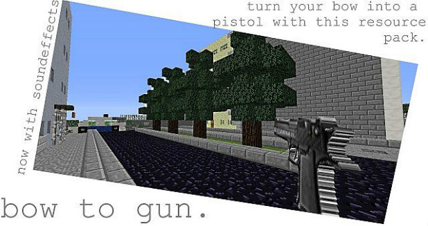 Bow-to-Gun-Resource-Pack