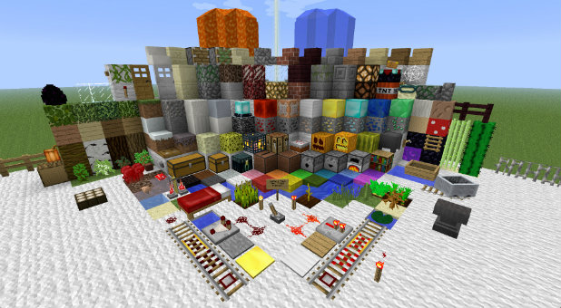 Faithful 32x32 1 12 2 Resource Pack | Texture Packs