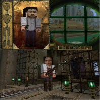 SteamCraft Resource Pack Male and Female HD