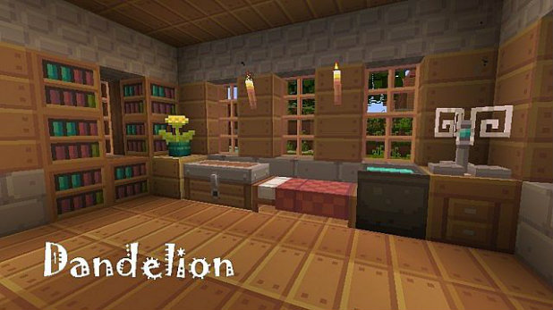 Dandelion-Resource-Pack