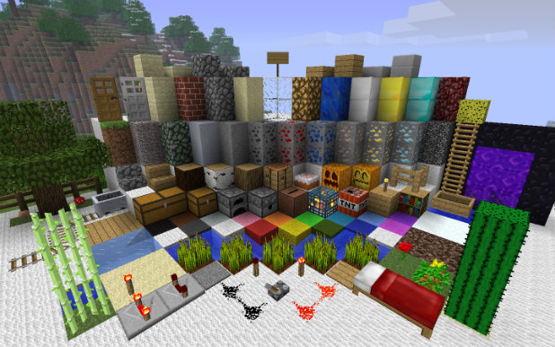 Faithful-64x64-Resource-Pack-3