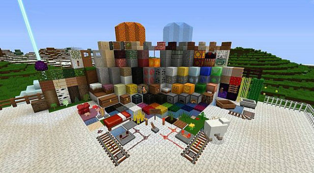 MarvelousCraft-Resource-Pack