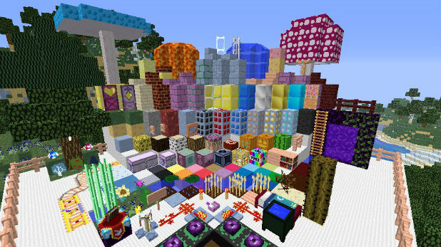 My-Little-Pony-Minecraft-Resource-Pack