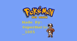 Pokemon Gold Resource Pack