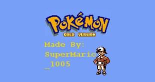 Pokemon Gold Resource Pack